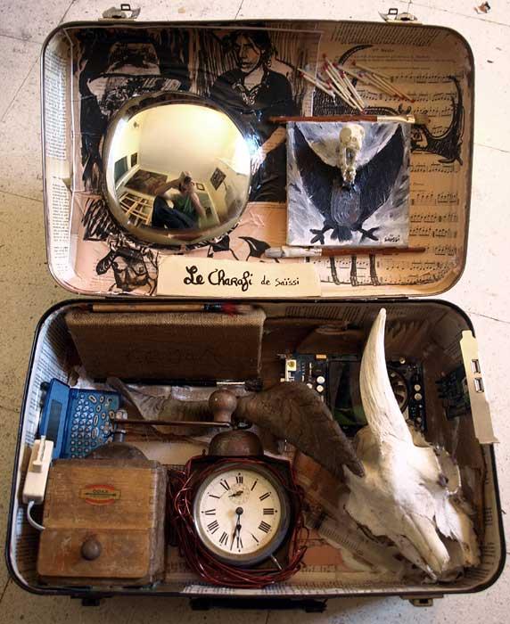 La valise charafi de Saïssi