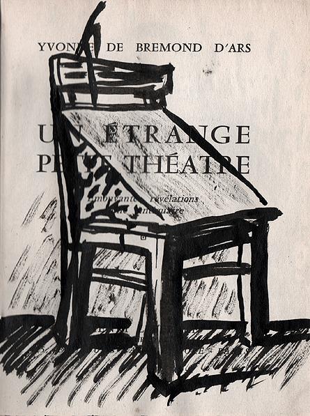 chaise, cire, encre, papier imprimé, Saïssi