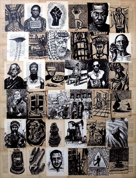 Collage, Saïssi