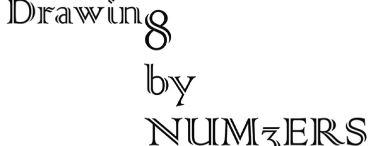 Drawing by numbers, Espace à Vendre, group Show